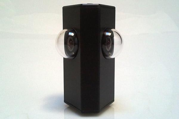 360 Camera head